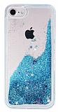 iPhone 7 / 8 Sulu Mavi Rubber Kılıf