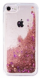 iPhone 7 / 8 Sulu Rose Gold Rubber Kılıf