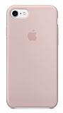 iPhone 7 Orjinal Pind Sand Silikon Kılıf
