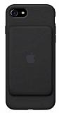 iPhone 7 Orjinal Smart Battery Bataryalı Siyah Kılıf
