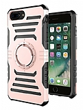 iPhone 7 Plus Kol Bandı Özellikli Ultra Koruma Rose Gold Kılıf