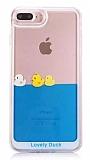 iPhone 7 Plus Sulu Ördek Rubber Kılıf