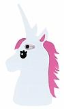 iPhone 7 Unicorn Beyaz Silikon Kılıf