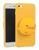 iPhone SE / 5 / 5S Silikon Ördek Kılıf