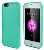 iPhone SE / 5 / 5S K�l�f Su Ge�irmez Ye�il