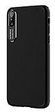 Dafoni Shade iPhone X Kamera Korumalı Siyah Rubber Kılıf
