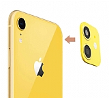 iPhone XR to iPhone 11 Çeviren Gold Kamera Koruyucu