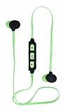 Eiroo Sport Race Yeşil Bluetooth Kulaklık