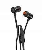 JBL T290 Mikrofonlu Kulakiçi Siyah Kulaklık