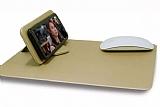 JLW Kablosuz Şarj Özellikli Gold Mouse Pad