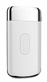 Joyroom 10000 mAh Çift USB Girişli Beyaz Kablosuz Powerbank Yedek Batarya