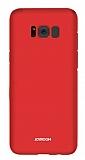 Joyroom Chi Series Samsung Galaxy S8 Plus Kırmızı Rubber Kılıf