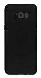 Joyroom Chi Series Samsung Galaxy S8 Plus Siyah Rubber Kılıf