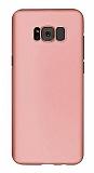 Joyroom Chi Series Samsung Galaxy S8 Plus Rose Gold Rubber Kılıf