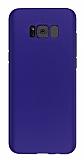Joyroom Chi Series Samsung Galaxy S8 Lacivert Rubber Kılıf