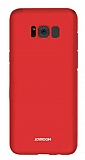 Joyroom Chi Series Samsung Galaxy S8 Kırmızı Rubber Kılıf