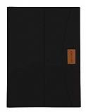 Joyroom iPad Pro 12.9 Bluetooth Klavyeli Standlı Siyah Deri Kılıf