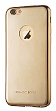 Joyroom iPhone 6 Plus / 6S Plus Ultra Fit Gold Silikon Kılıf