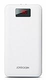 Joyroom JR-D101 20000 mAh Powerbank Beyaz Yedek Batarya
