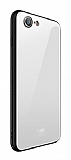 Joyroom Licai Series iPhone 7 / 8 Beyaz Rubber Kılıf