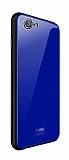 Joyroom Licai Series iPhone 7 / 8 Lacivert Rubber Kılıf