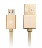 Joyroom Gold Micro USB Kablo