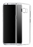 Joyroom Soft Samsung Galaxy S8 Plus Şeffaf Silikon Kılıf