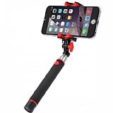 Joyroom Universal Aynal� Bluetooth Tu�lu Siyah Selfie �ubu�u 50 cm