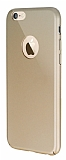 Joyroom Zhi Series iPhone 6 / 6S Gold Ultra �nce Rubber K�l�f