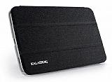 Kalaideng Samsung Galaxy Tab 3 7.0 Iceland Ultra �nce Kapakl� Siyah Deri K�l�f