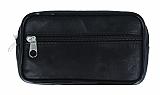 Kemerden Geçmeli Medium Siyah Çanta Kılıf
