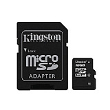 Kingston 16 GB Micro SD HC Haf�za Kart�