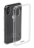Krusell Kivik iPhone Xs Max Şeffaf Silikon Kılıf
