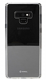 Krusell Kivik Samsung Galaxy Note 9 Şeffaf Silikon Kılıf