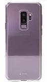 Krusell Kivik Samsung Galaxy S9 Şeffaf Silikon Kılıf