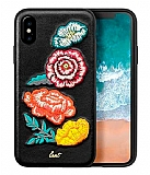 Laut Pop Bouquet iPhone X / iPhone XS Silikon Kılıf