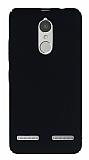 Lenovo K6 Power Tam Kenar Koruma Siyah Rubber Kılıf