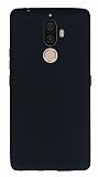 Lenovo K8 Note Mat Siyah Silikon Kılıf