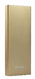 Lenovo MP1260 12000 mAh Powerbank Gold Yedek Batarya