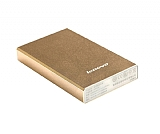 Lenovo MP406 4000 mAh Powerbank Gold Yedek Batarya