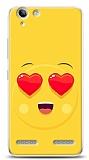 Lenovo Vibe K5 Aşk Emoji Kılıf