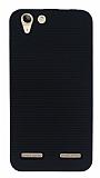 Lenovo Vibe K5 Ultra Koruma Siyah Kılıf