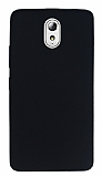 Lenovo Vibe P1m Mat Siyah Silikon Kılıf