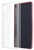 Lenovo Vibe Shot Şeffaf Kristal Kılıf