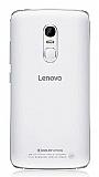 Lenovo Vibe X3 Şeffaf Kristal Kılıf