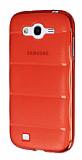 Samsung i9082 Galaxy Grand / i9060 Grand Neo Bubble �effaf K�rm�z� Silikon K�l�f