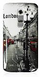 LG G2 London Street Silikon K�l�f