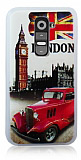 LG G2 London Ultra �nce Rubber K�l�f