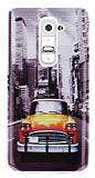 LG G2 Sar� Taksi Ultra �nce Silikon K�l�f