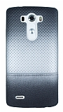 LG G3 Silver Noktalı Ultra İnce Silikon Kılıf